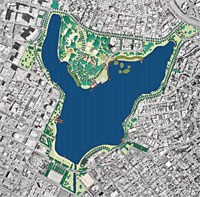 Plans Projects Lake Merritt Master Plan
